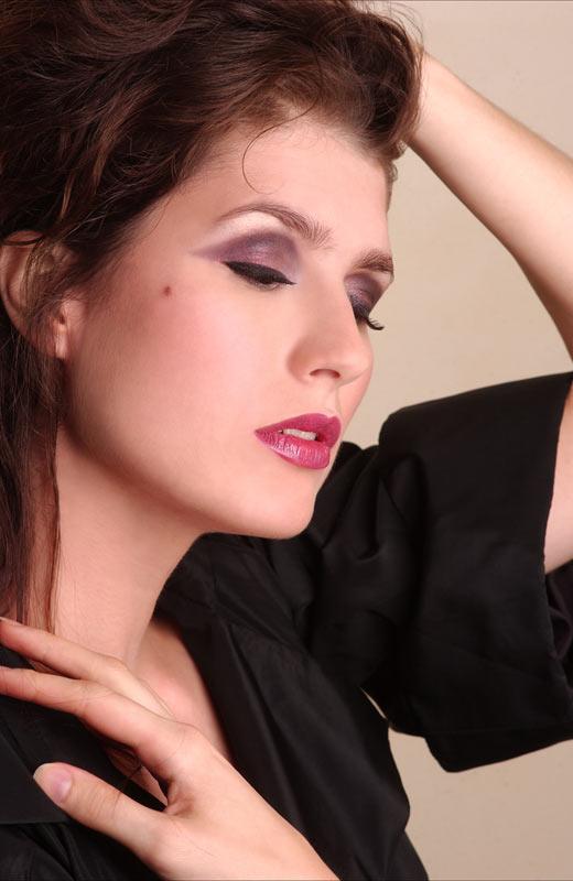 Lancome inspired makeup